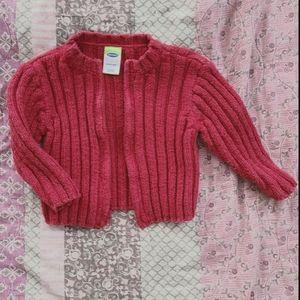 100% cotton Old Navy zip up 6-12 month jacket